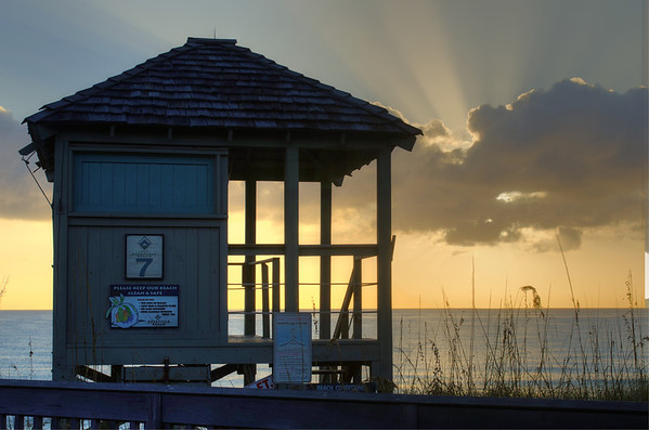 Image of Sunrise in Deerfield Beach