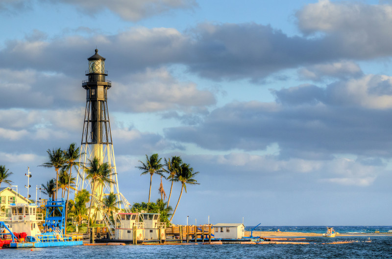 HIllsborough Lighthouse